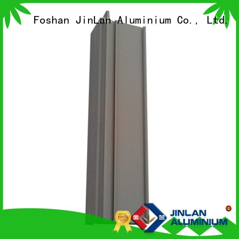 JinLan pipe aluminium extrusion manufacturers in china extrusion