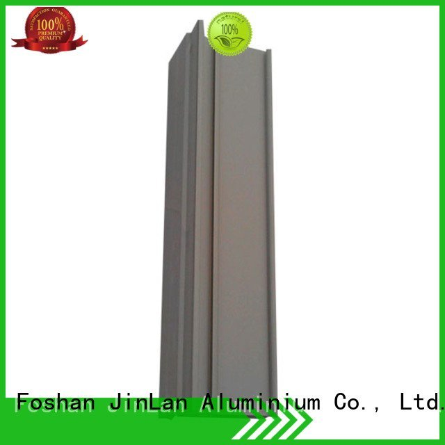 Hot aluminum rectangular tubing aluminium aluminium extrusion manufacturers in china extrusion JinLan