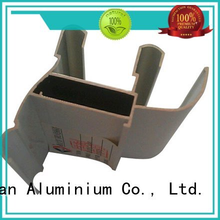 Hot aluminium extrusion manufacturers in china solar JinLan Brand