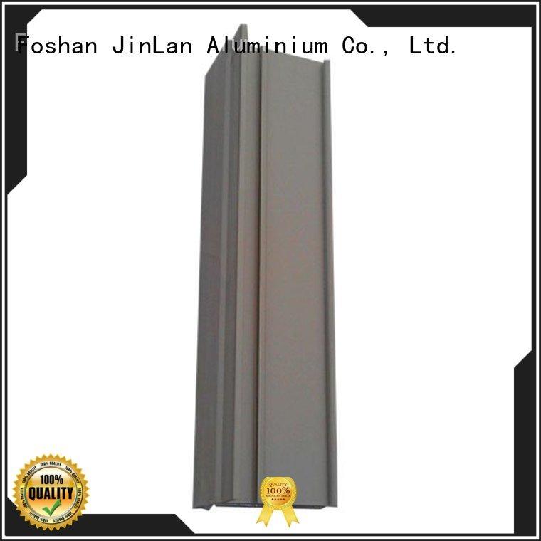 Quality JinLan Brand professional aluminium sliding doors