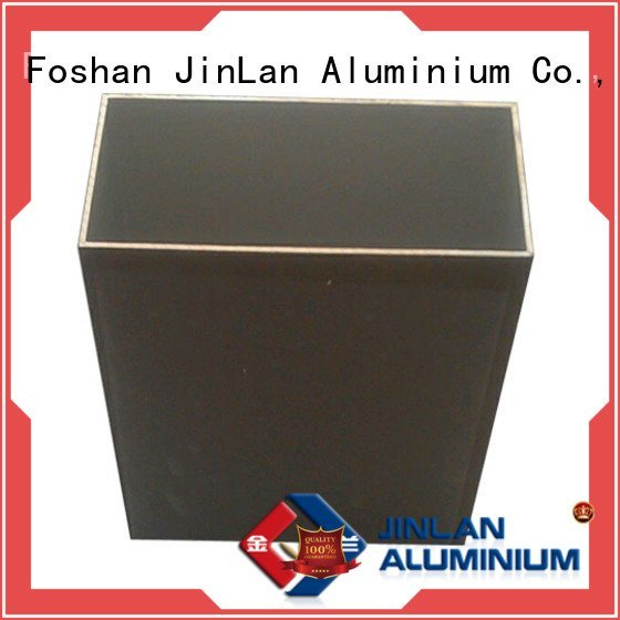 OEM aluminium extrusion manufacturers in china pipe solar aluminum rectangular tubing