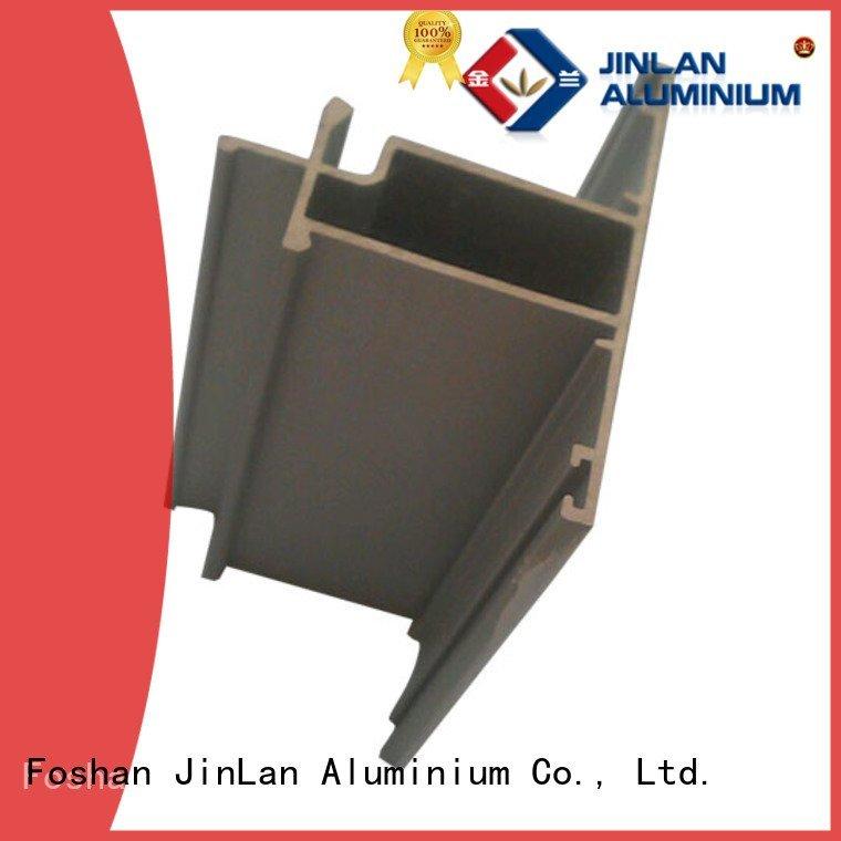 stand solar systems JinLan aluminum rectangular tubing