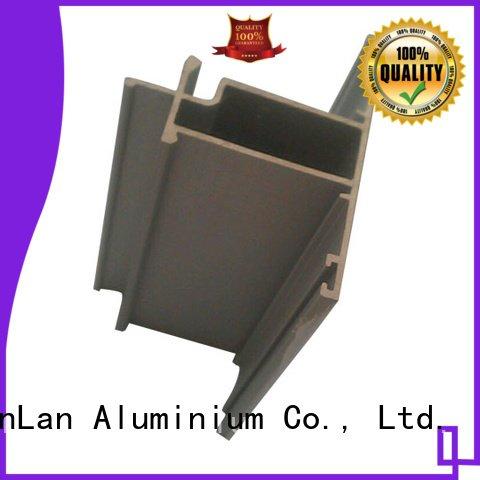 stand aluminium extrusion manufacturers in chinaJinLan Brand