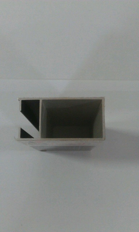 Alloy 6063 aluminium extrusion profile