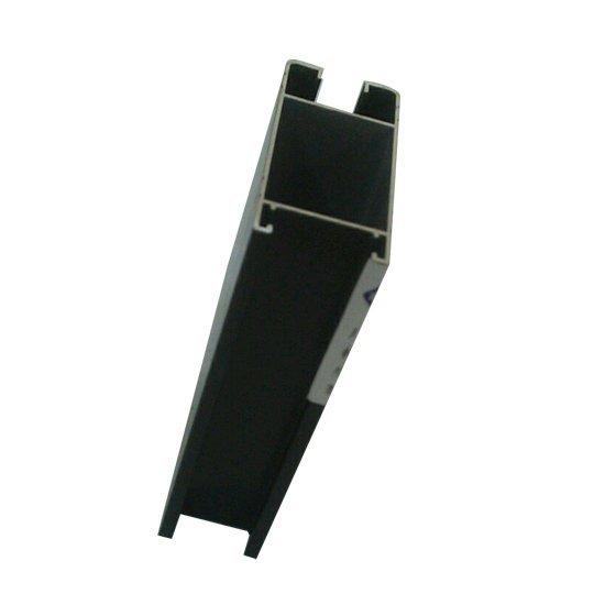 JinLan aluminum rectangular tubing aluminium systems solar profile
