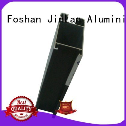 JinLan Brand systems aluminium extrusion manufacturers in china
