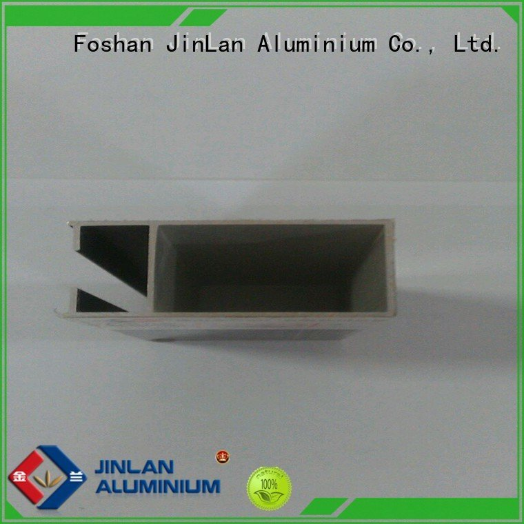 stand solar extrusion aluminium extrusion manufacturers in china JinLan