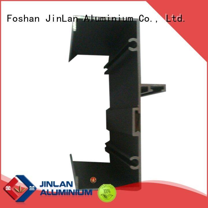 Custom aluminium aluminium extrusion manufacturers in china profile aluminum rectangular tubing