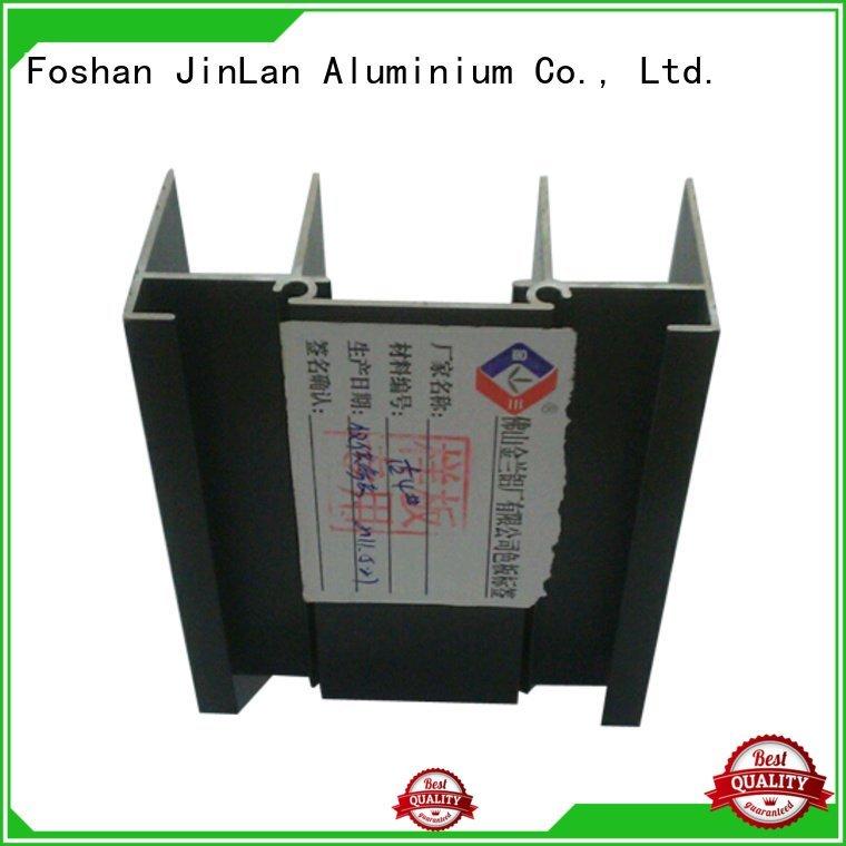aluminum rectangular tubing pipe systems JinLan Brand
