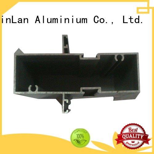 profile solar JinLan aluminum rectangular tubing