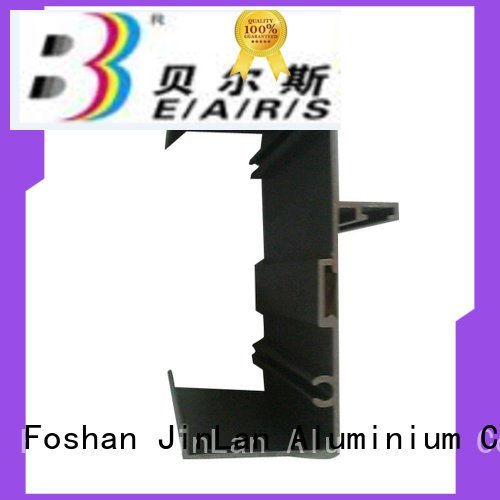 aluminium pipe stand systems JinLan aluminium extrusion manufacturers in china