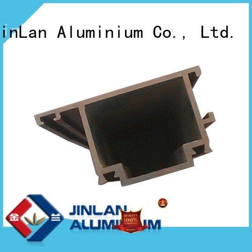 OEM aluminium extrusion manufacturers in china systems profile aluminum rectangular tubing