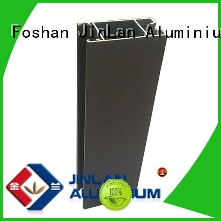 aluminium doors extrusion Bulk Buy stand JinLan