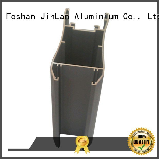 JinLan Brand solar extrusion systems aluminium extrusion manufacturers in china