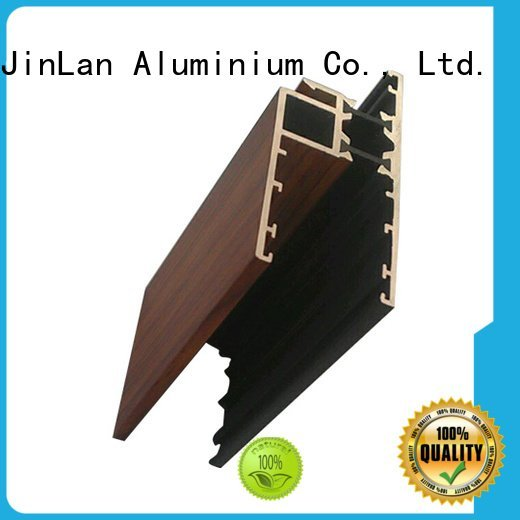 JinLan Brand pipe aluminium extrusion manufacturers in china