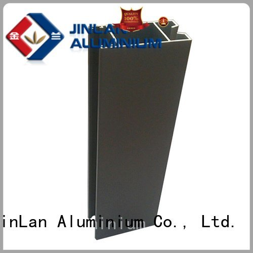 Wholesale stand solar aluminium extrusion manufacturers in china JinLan Brand