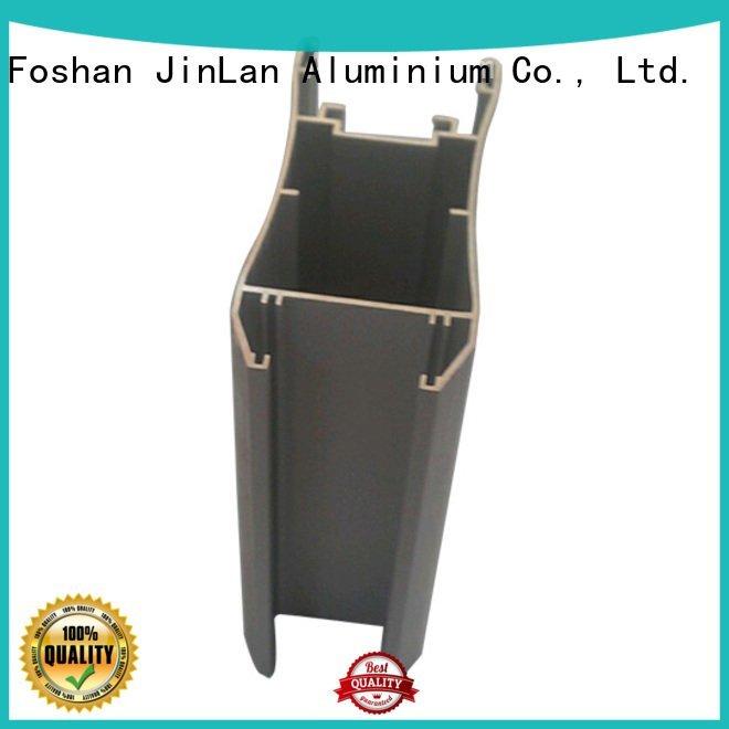 pipe solar JinLan aluminium extrusion manufacturers in china