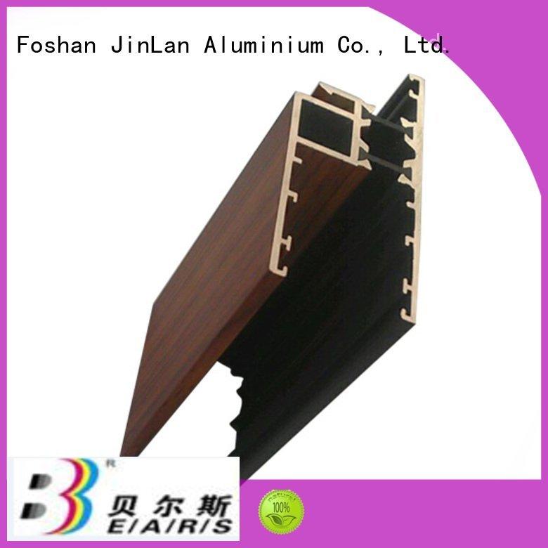 JinLan systems pipe solar aluminum rectangular tubing stand